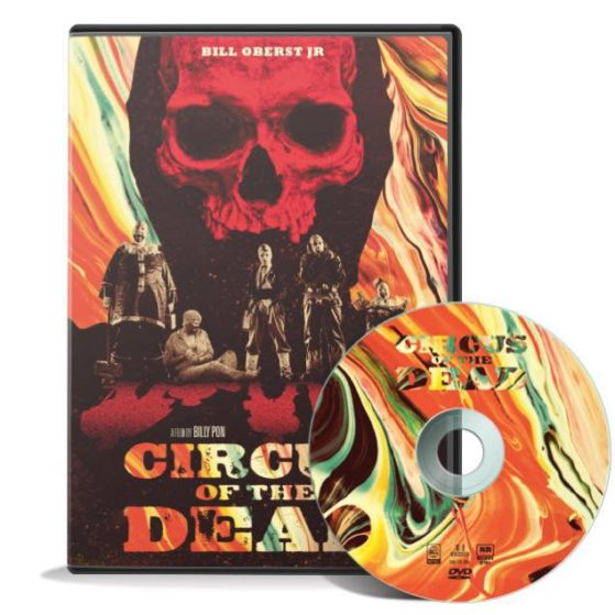 CIRCUS OF THE DEAD DVD REVIEW (BELL COW FILMS) – Horror