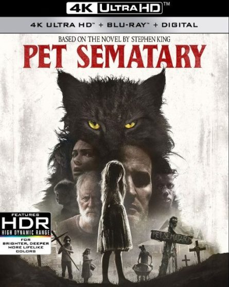 552756ebb6adb1 Pet Sematary is a 2019 horror film directed by Kevin Kölsch & Dennis  Widmyer (Starry Eyes, Holidays, Absence, & Scream TV Series). It's based  off the 1983 ...